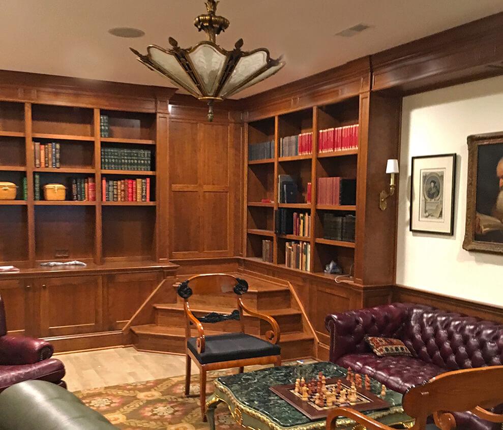 01a basement library