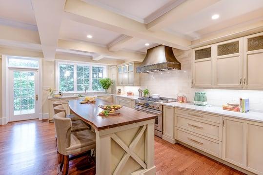 Wood Island Kitchen