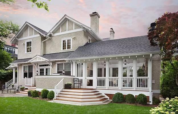 Luxury Screened Porch Addition