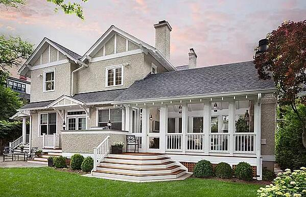 Luxury Screened Porch Addition