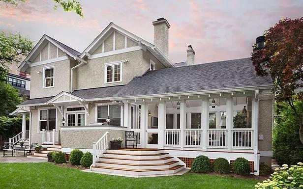 Luxury Porch Addition