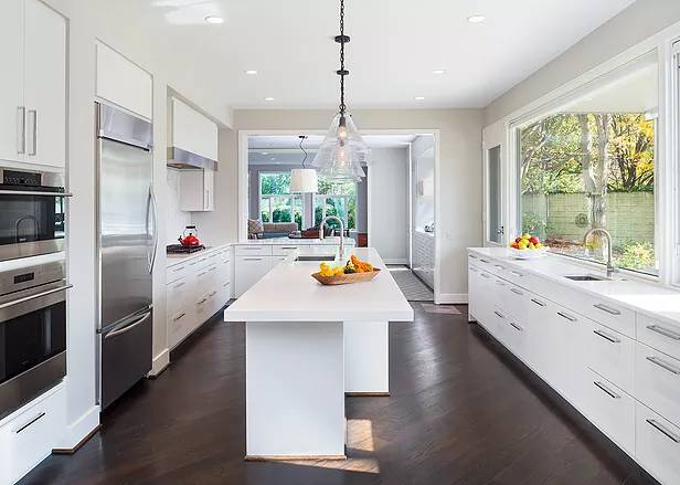 Contemporary Kitchen Renovation