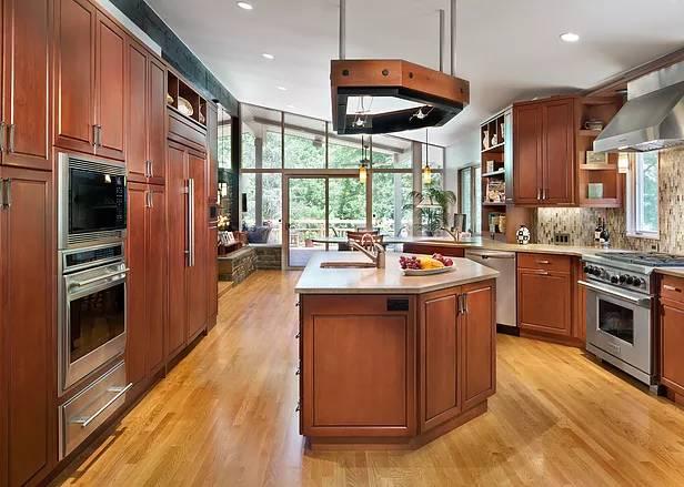 Kitchen & Breakfast Reconfiguration