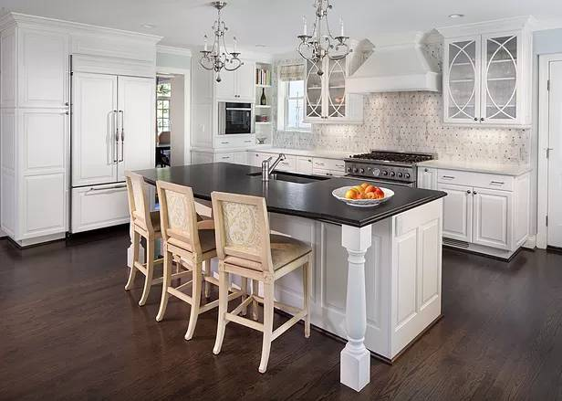 Kitchen and Family Room Remodeling