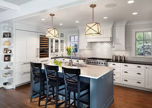 Kitchen & 1st Floor Reconfiguration