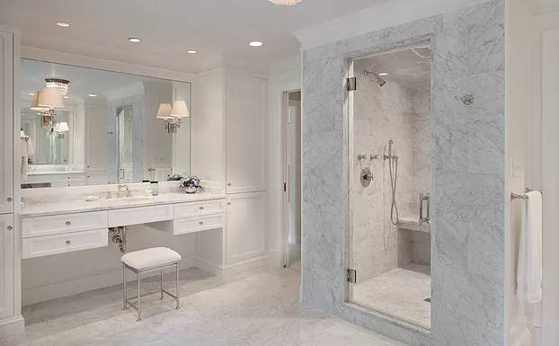 Beautiful Marble Bath
