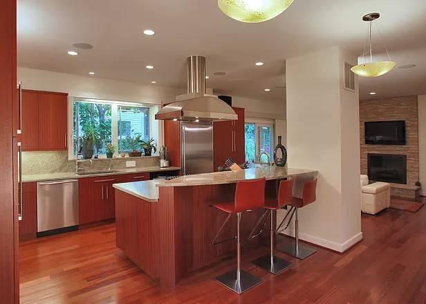 Kitchen & First Floor Remodeling
