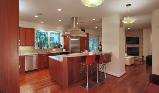 Kitchen & First Floor Rearrangement