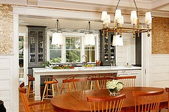 cleveland park kitchen after renovation