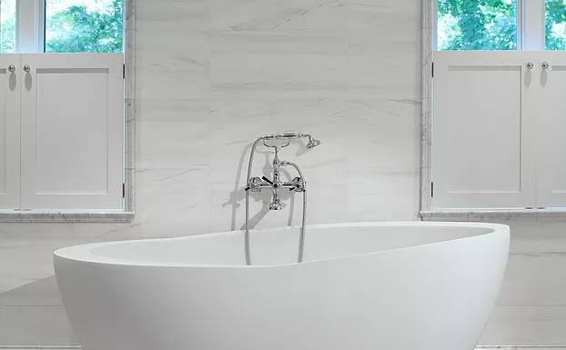 Master Tub & Tile