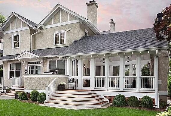 LUXURY PORCHES