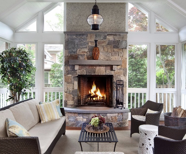 Chevy Chase Screened Porch Addition