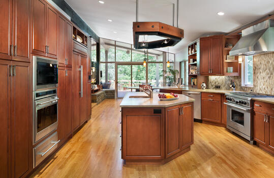Kitchen and Breakfast Room Remodel