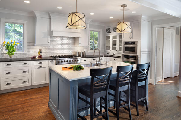 expert kitchen design resolves kitchen layout problems