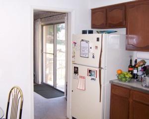 bad cabinet spacing-kitchen remodeling  blunder #1