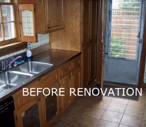 arlington va kitchen before remodeling