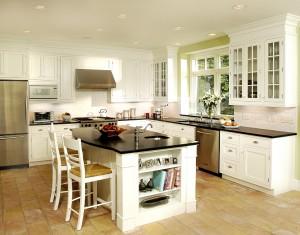 kitchen addition interior