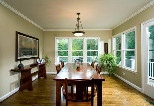 dining room addition AU Park DC