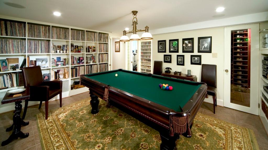 bethesda maryland basement renovation