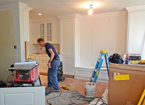 upgrading interior architectural details