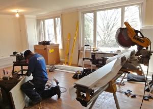 remodeling kitchen