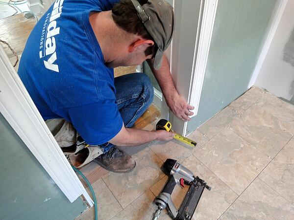 design build approach to bath remodeling