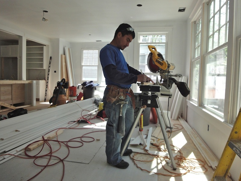 gilday renovations kitchen addition chevy chase