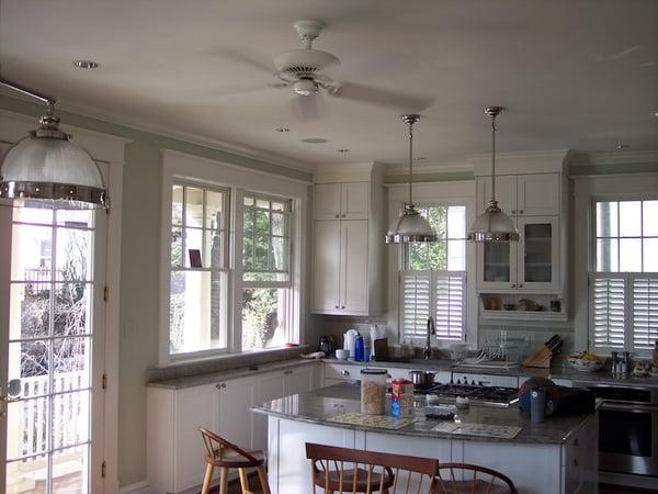 Cleveland Park kitchen BEFORE remodeling