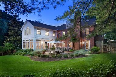 chevy chase home addition