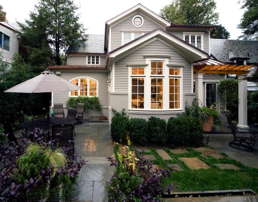 pergola porch entry