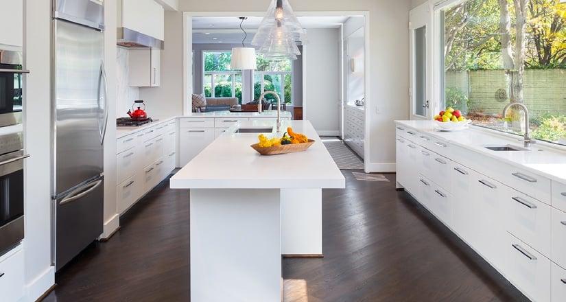 white-modern-kitchen