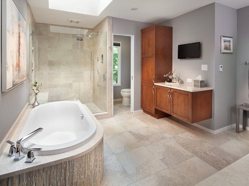 bathroom remodel Alexandria VA