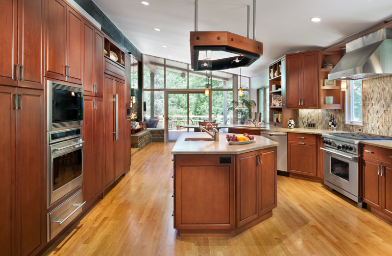 Gorgeous Kitchen Renovation In Potomac Maryland: Home Remodeling & Renovations In Potomac, MD