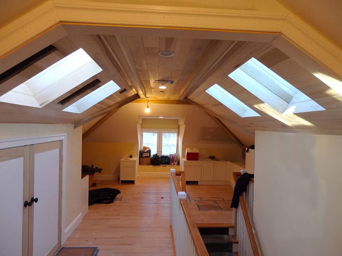 The Benefits Challenges Of Attic Renovation