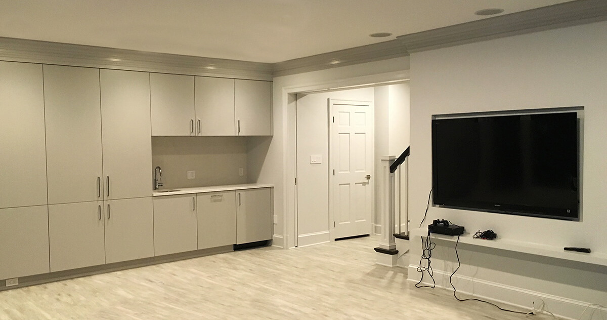 Basement Renovation: Finishing Existing Space for Maximum Resale Value