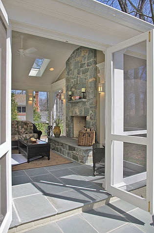 Luxury Porch Additions