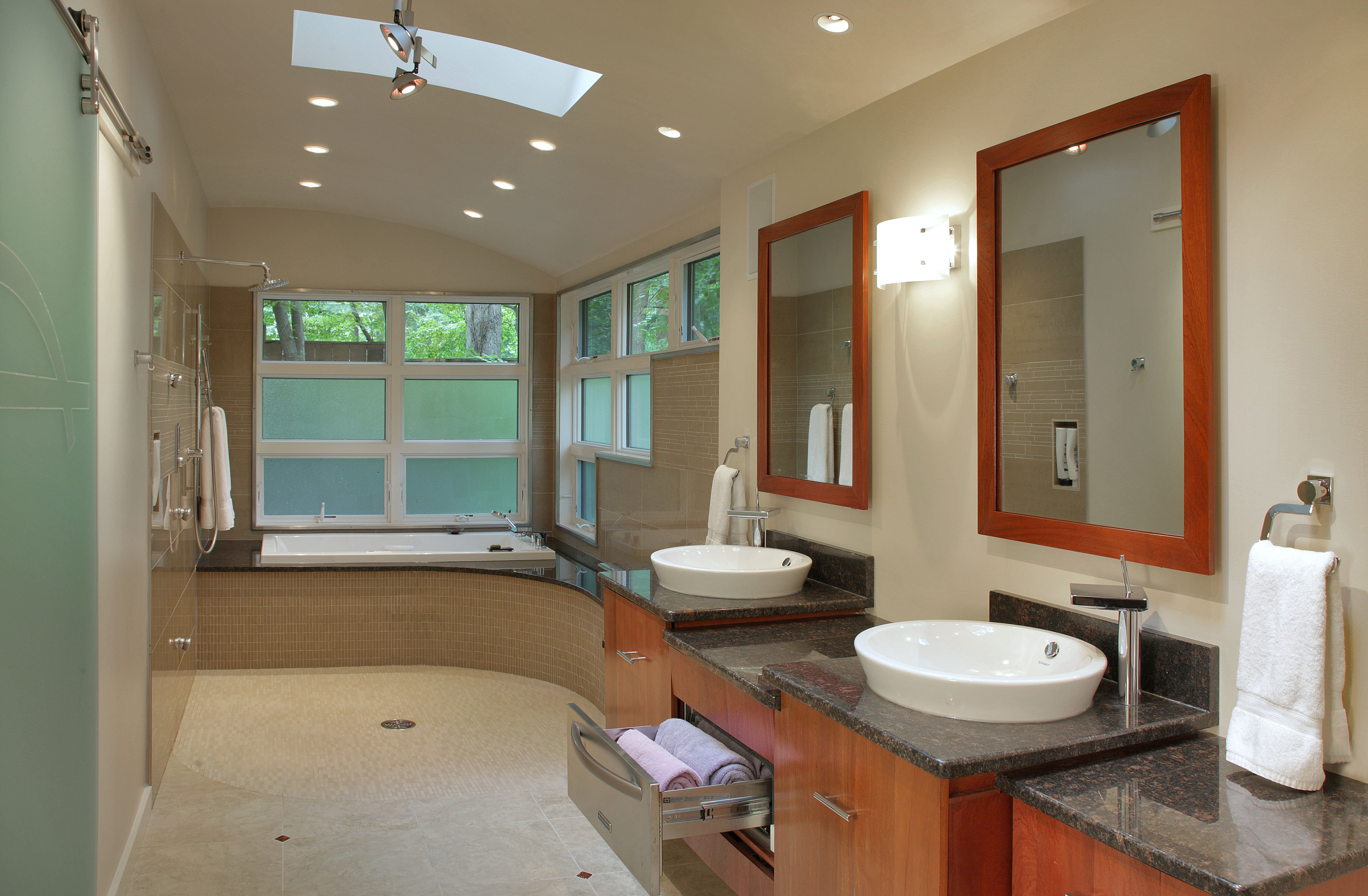 Long View of Bathroom