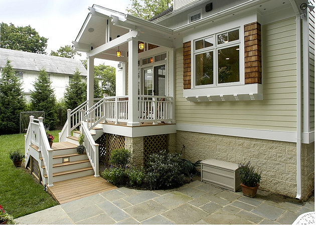 Considering Porches -or- How the Greeks Invented Outdoor Living