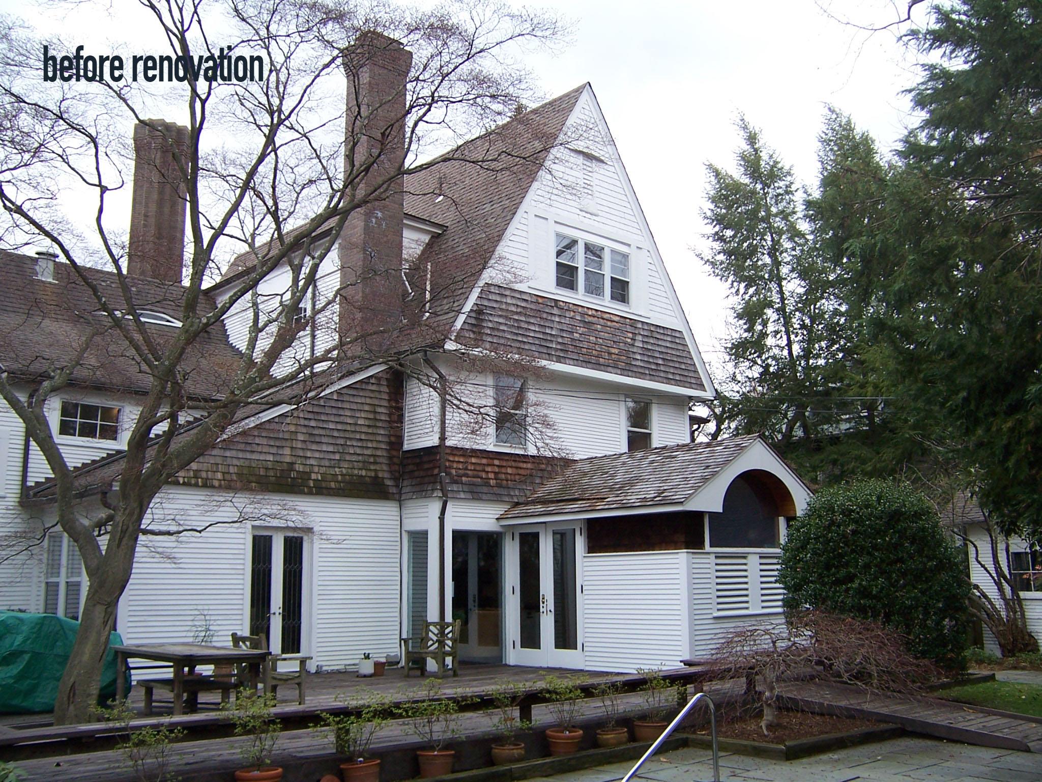 Home Exterior Before