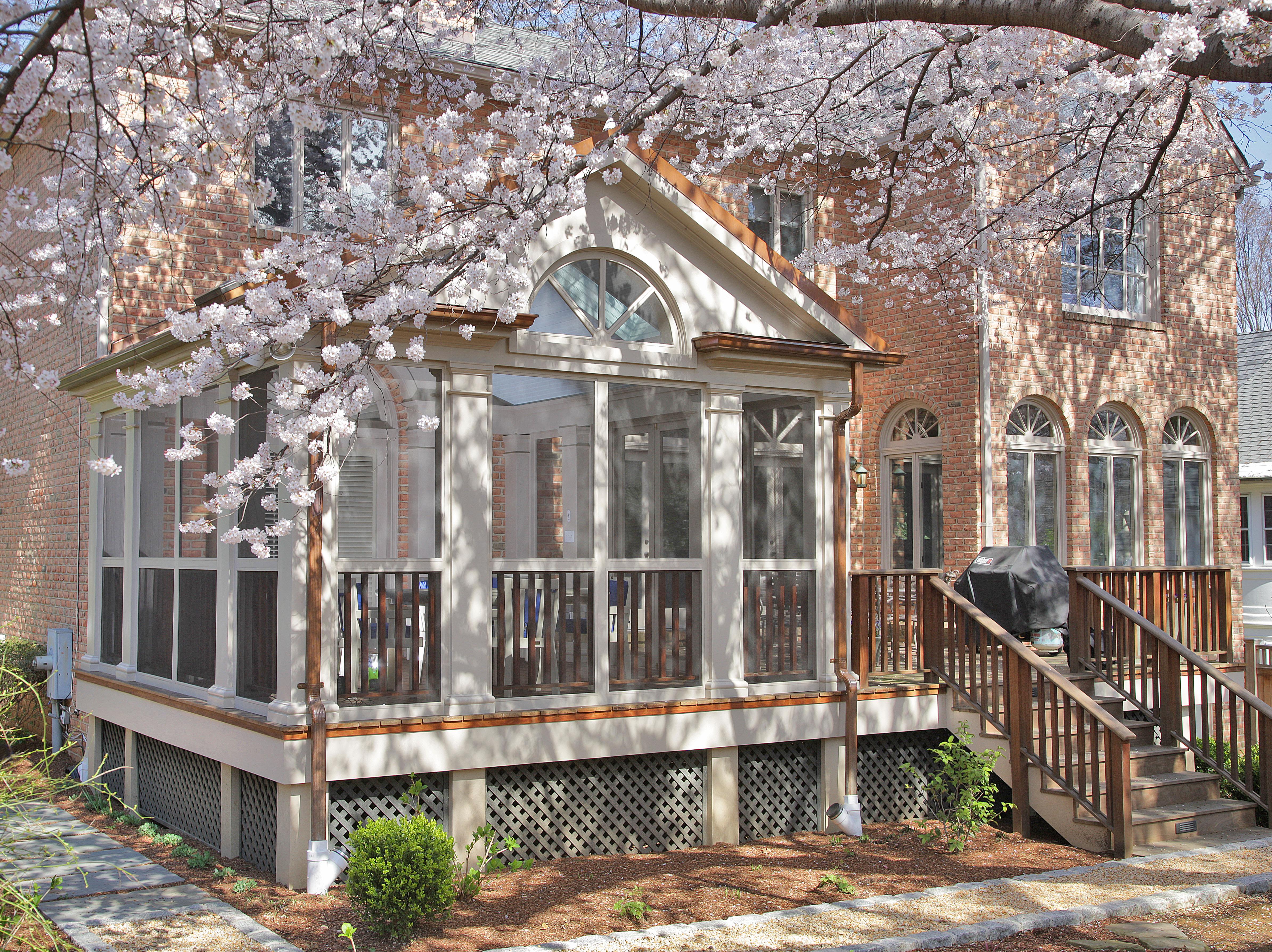 Porch Exterior