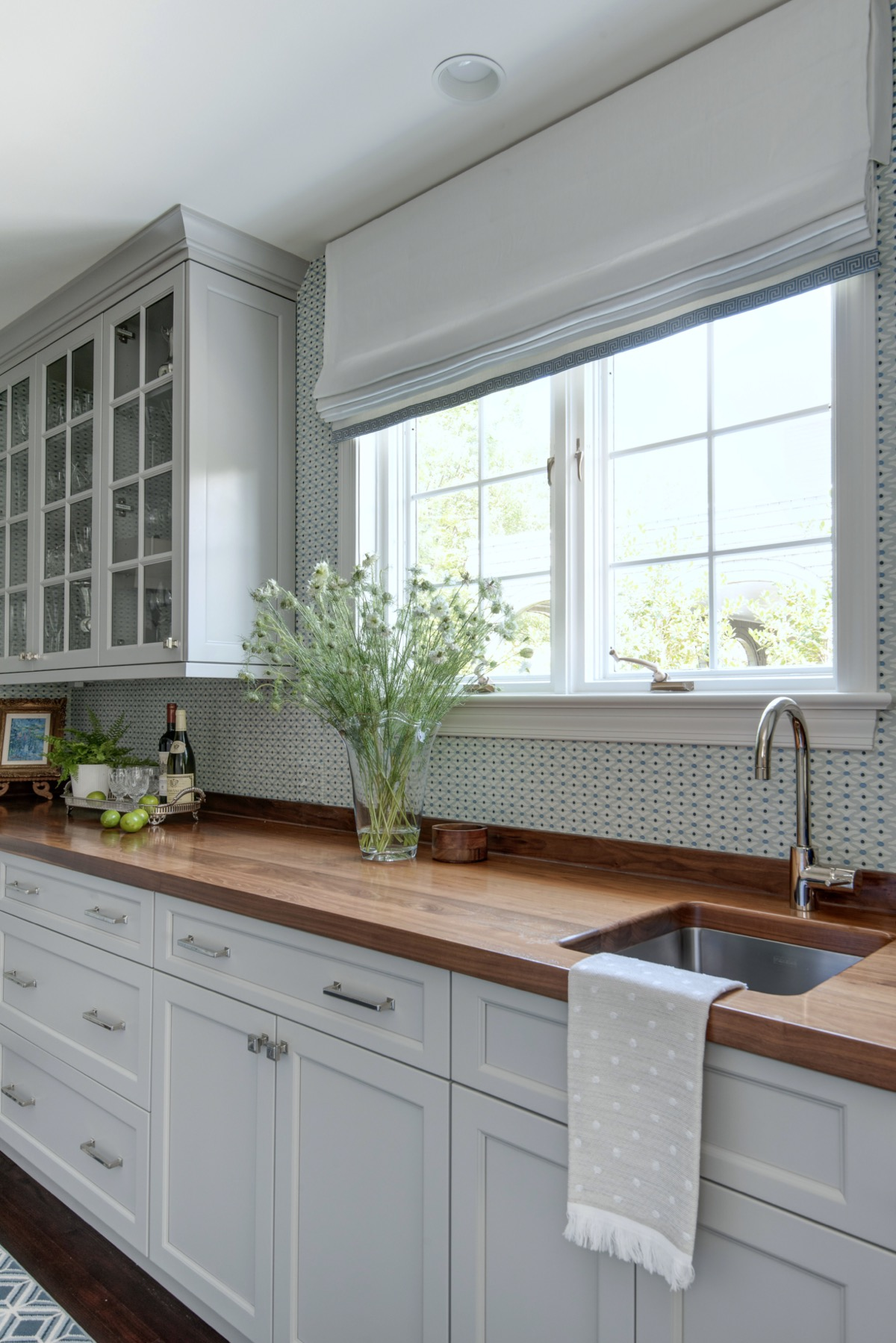 Counter Space and Cabinetry