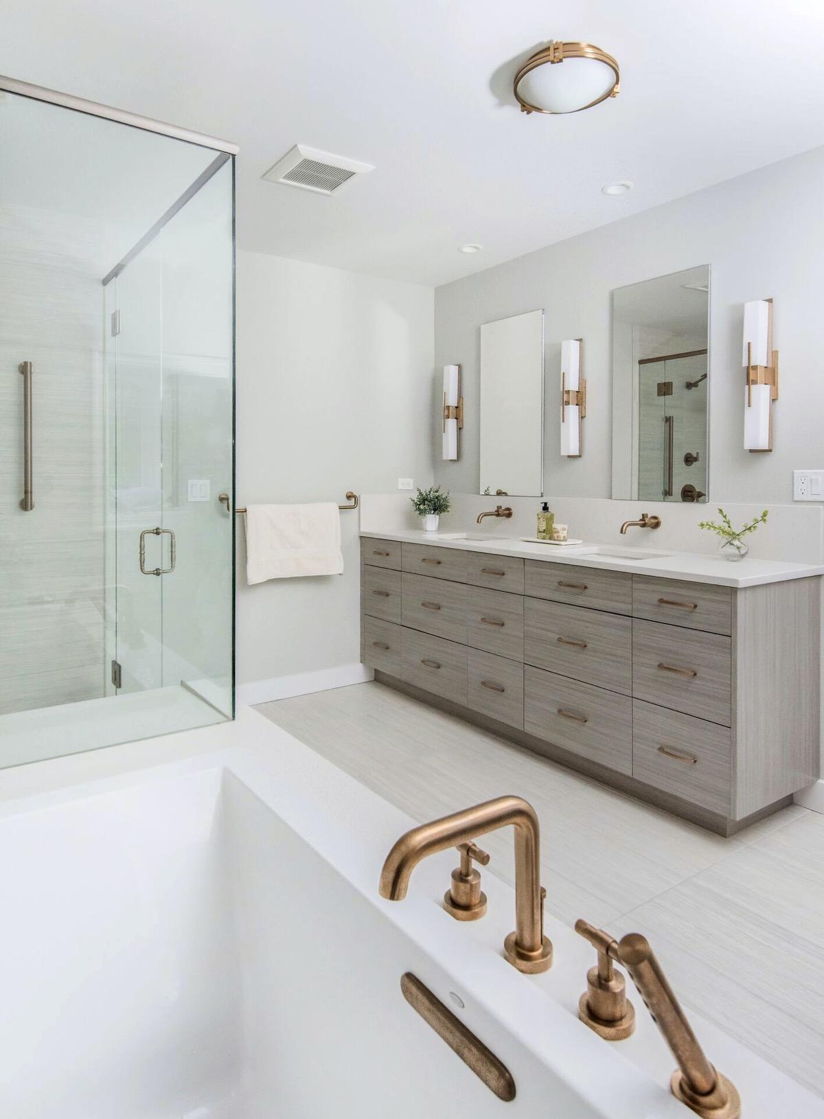 Bathroom Angled View