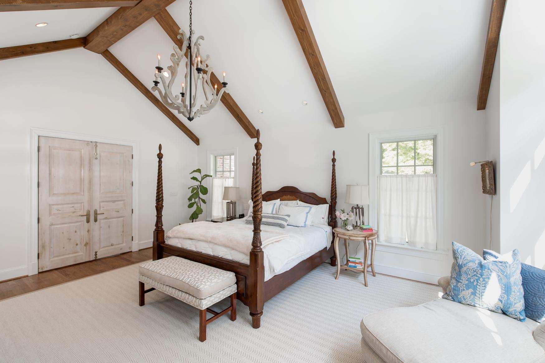 Interior Bedroom Addition