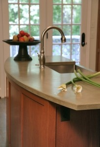 Solid Surface or Natural Stone