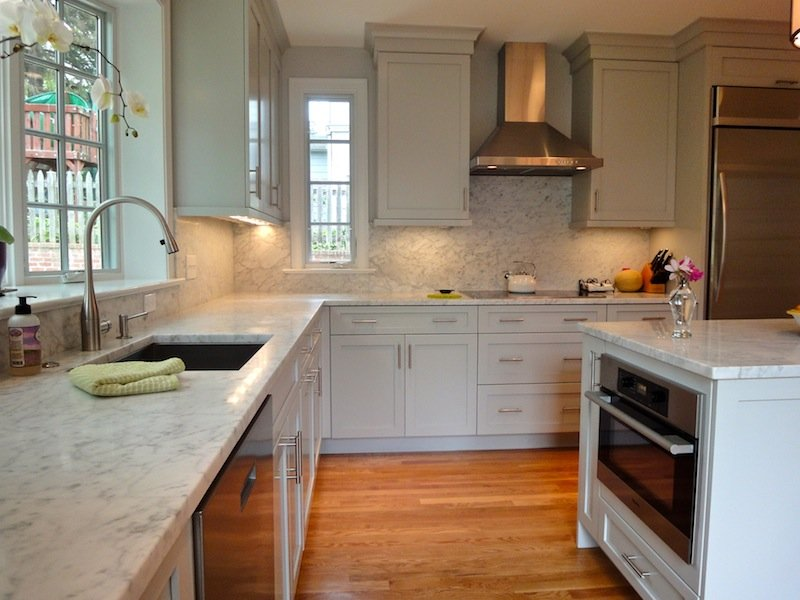 A Transitional Style Kitchen Remodel Takes Some Unexpected Turns
