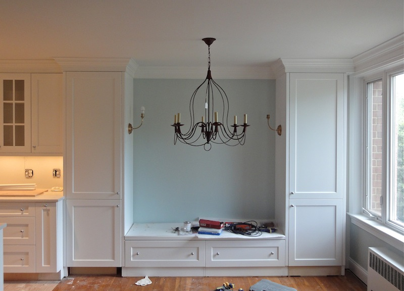 Condo Renovation in Glover Park DC