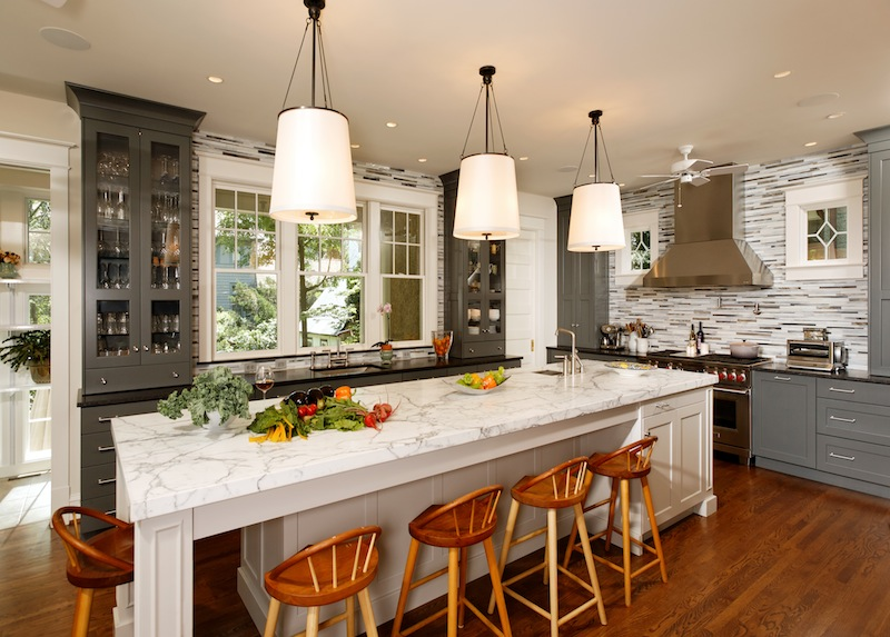 Why Remodel a Perfectly Good Kitchen?