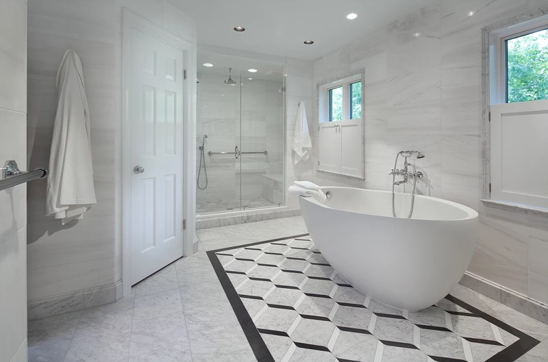 Four Factors to Consider in Luxury Master Bathroom Designs